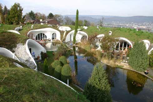earth-house